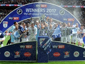 Morison fires Millwall to playoff glory