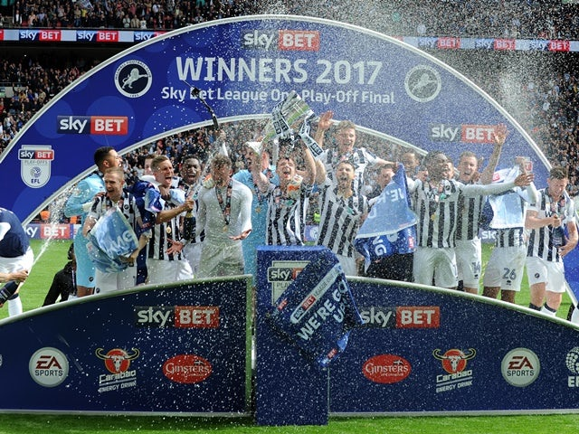 Result: Morison fires Millwall to playoff glory