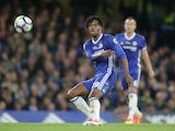 Chelsea's Nathaniel Chalobah during the Premier League win over Watford on May 15, 2017
