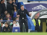 Watford manager Walter Mazzarri during the Premier League match against Chelsea on May 15, 2017