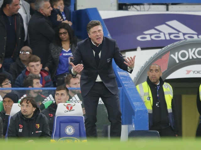 Team News: Stones on bench for Man City