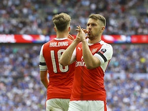 Wenger tips Ramsey for Arsenal captaincy