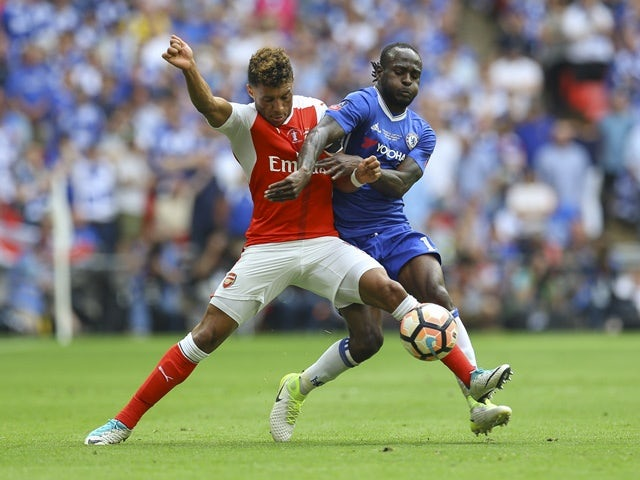 Ox 'deeply frustrated with Arsenal'