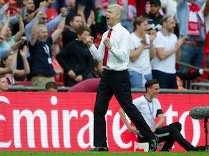 Result: Arsenal win Community Shield on pens