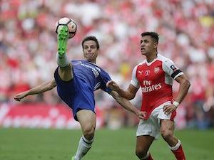 Combined XI: Chelsea vs. Arsenal