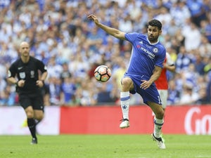 AC Milan 'in talks with Costa's agent'