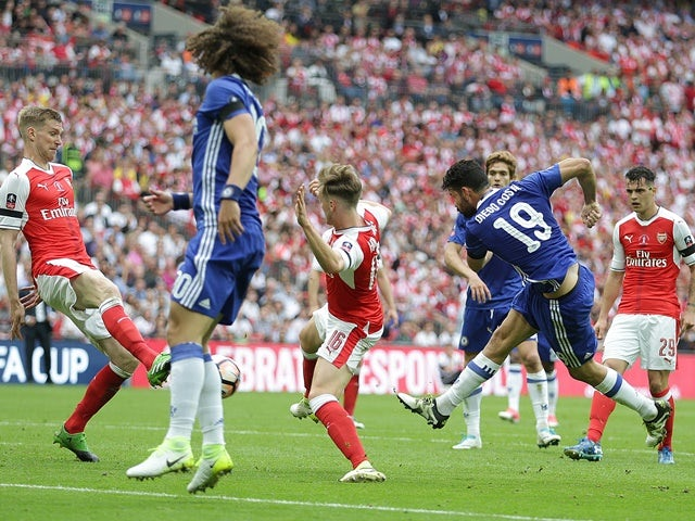 Cahill: 'No psychological edge for Arsenal'