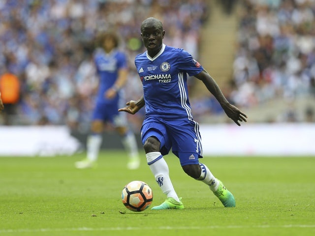 Conte: 'Kante proving he is the best'
