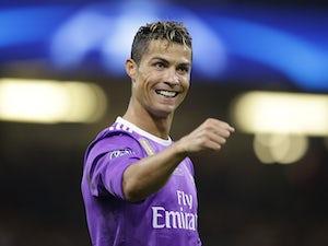 Ronaldo: 'I want to finish career at Real'