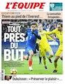 L'Equipe June 9, 2017