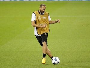 Juventus provide Giorgio Chiellini update