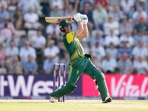 De Villiers steps down as SA ODI captain