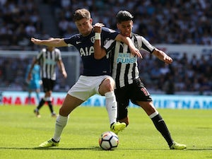 Live Commentary: Newcastle 0-2 Spurs - as it happened