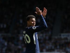 Spurs punish 10-man Newcastle