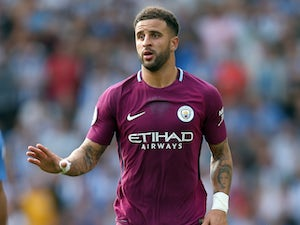 Kyle Walker: 'Title race is not over'