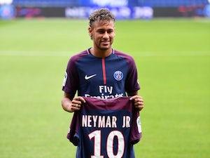 Team News: Neymar makes PSG debut