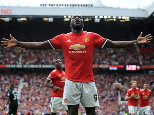 Team News: Romelu Lukaku on bench for Man United