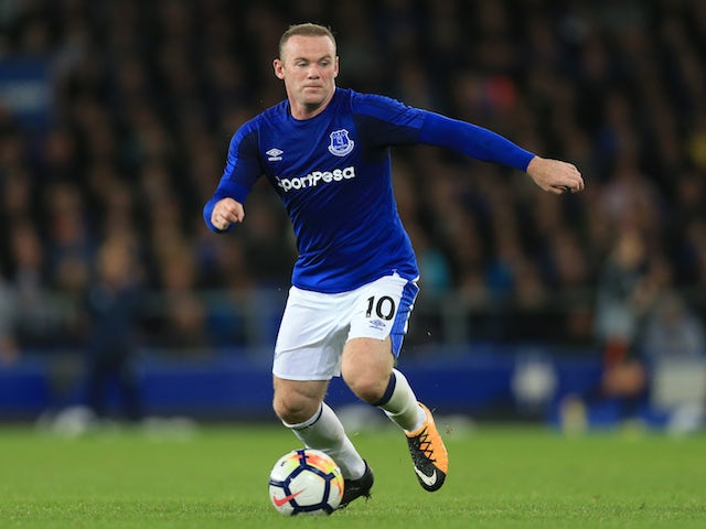 Rooney 'leaves Everton training early'