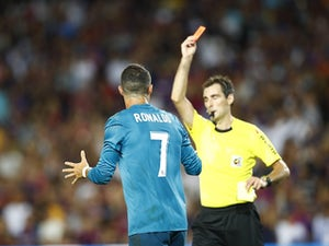 Ronaldo's five-match ban upheld
