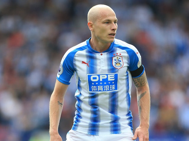 Mooy ruled out for up to three weeks with knee infection