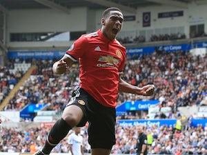 Man Utd 'offered Martial, Alderweireld swap'