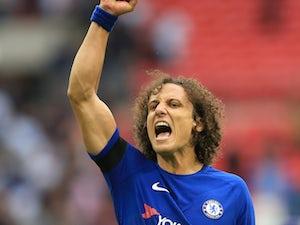 David Luiz: 'I was told to run a lot'
