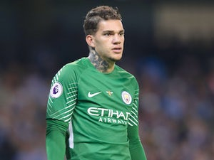 Team News: Ederson starts for Man City