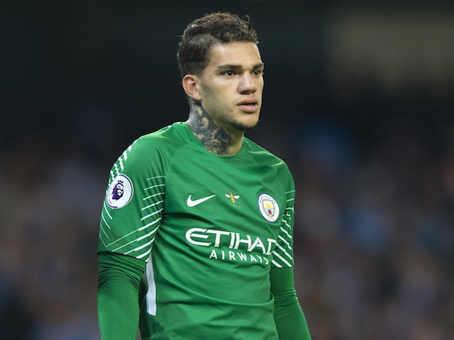 """Ederson: """"I Have No Fear Of Anything"""""""