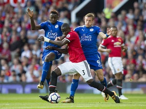 Live Commentary: Man United 2-0 Leicester City - as it happened
