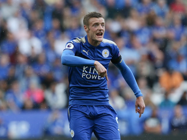 Vardy: 'I still want to take penalties'