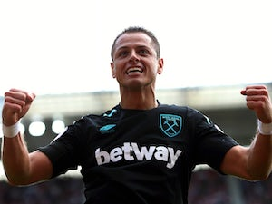 Result: Hernandez earns Hammers point at Chelsea