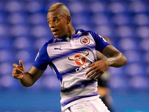 Leandro Bacuna in action during the EFL Cup game between Reading and Millwall on August 22, 2017