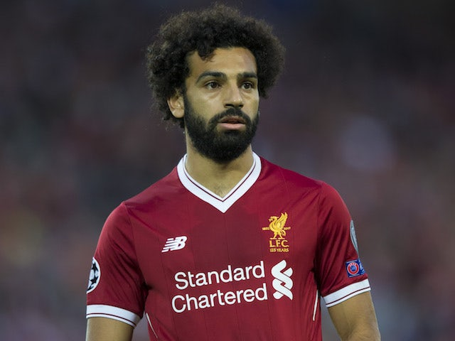 Salah named Liverpool Player of the Season