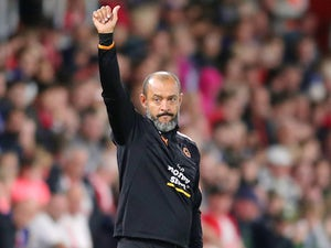 Nuno 'not interested in Everton job'