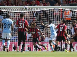 Sterling nets late as City beat Bournemouth