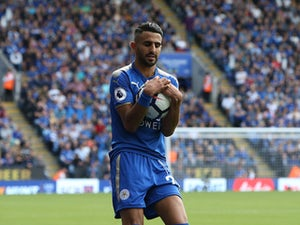 Team News: Mahrez back as City make three changes