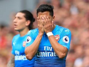 Team News: Sanchez drops to Arsenal bench