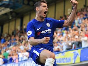 Team News: Alvaro Morata starts for Chelsea