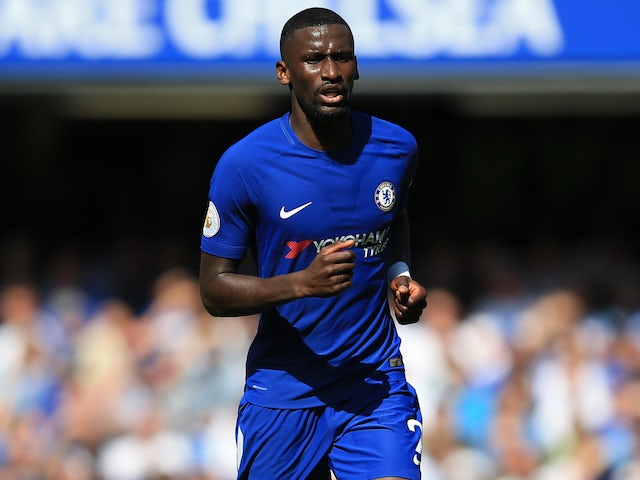 Roma charged over 'monkey chants' towards Chelsea's Antonio Rüdiger