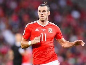 Team News: Gareth Bale in strong Wales XI