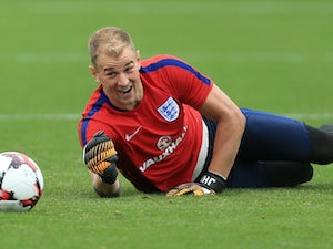 Joe Hart: 'Win a massive relief'