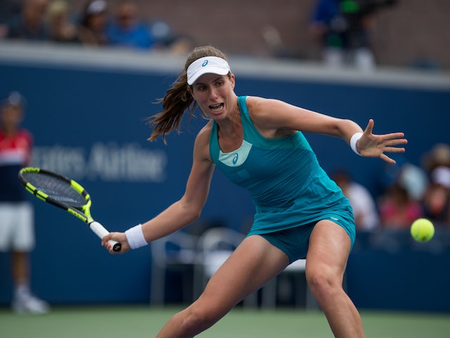 Johanna Konta to miss Moscow & WTA Finals due to foot injury
