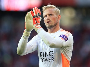 Puel to wait on Schmeichel fitness