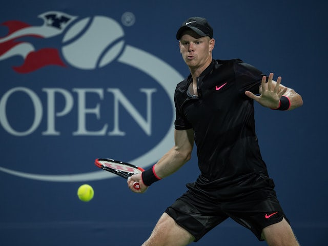 Result: Kyle Edmund limps out of US Open