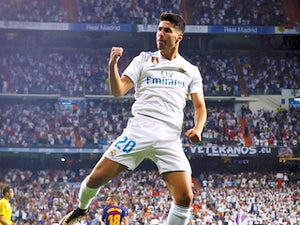Team News: Asensio back for Madrid