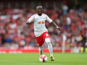 Naby Keita: 'I want to reach the top'