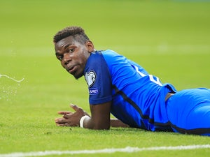 Deschamps: 'Pogba having a good season'