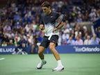 Result: Roger Federer struggles through first round at US Open