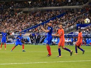 Result: Lemar brace helps France thrash Netherlands