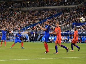 Lemar brace helps France thrash Netherlands